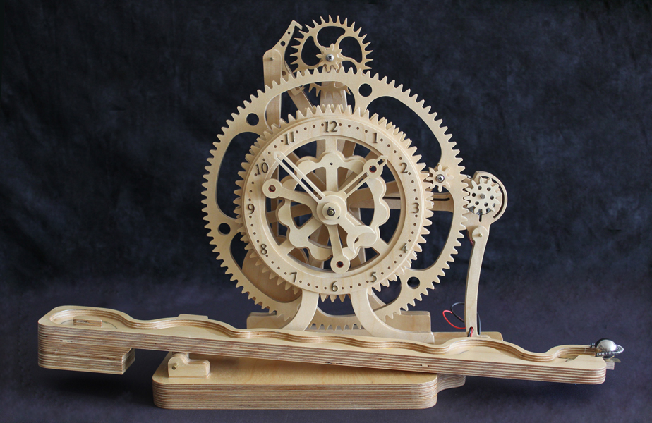 Laser Cut Clock Plans Interior Design Ideas