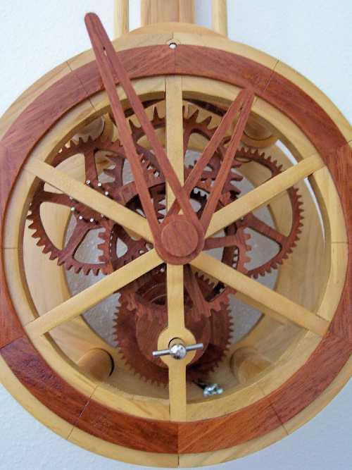 wooden clocks for sale
